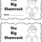 Differentiated Shamrock Emergent Readers
