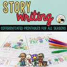 Differentiated Story Writing for All Seasons