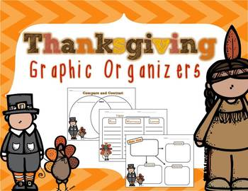 http://www.teacherspayteachers.com/Product/Differentiated-Thanksgiving-Graphic-Organizers-987888