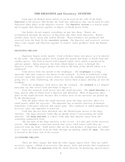 Digestive and Excretory Systems Reading and Worksheet
