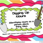 Digging Up Nouns