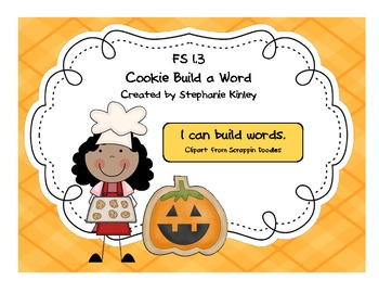 Digraph Cookies - Digraphs -  sh and wh ONLY