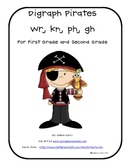 Digraph Pirates (wr, kn, gh, ph)