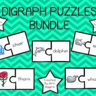 Digraph Puzzles Bundle - 129 Puzzles Plus Follow Up Activities!