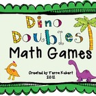 Dino Doubles Math Games