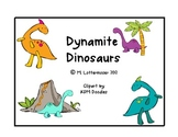 Dinomite Dinosaurs: Classroom Management Using Jokes