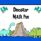 Dinosaur Math Unit