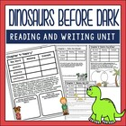 Dinosaurs Before Dark Guided Reading Unit by Mary Pope Osborne