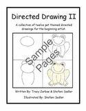 Directed Drawing 2: Pets