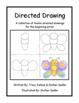 Directed Drawing Volume 1 (Seasons)