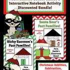 Discounted Christmas Bundle of All Fact Families Centers &