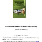 Discover Cherokee Native Americans in History