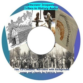 Discover Iroquois Tribes in history audio