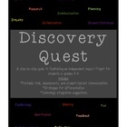 Discovery Quest: Grade 4-6 Inquiry Unit Guide and Printables