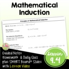 Discrete Math Lesson 3: Mathematical Induction