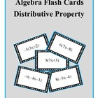 Distributive Property Flashcards