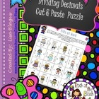Dividing Decimals Fun Puzzle Activity
