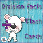 Division Basic Facts 1-12 Flash Cards, Timed Test, Times Table