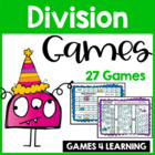 Division Board Games With Monster Friends