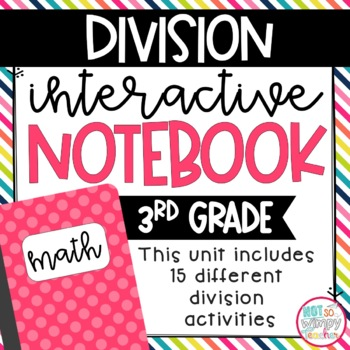 Division Interactive Notebook
