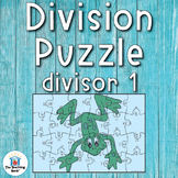 Division Puzzle Covers Divisor 1