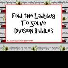 Division Riddles PowerPoint Game