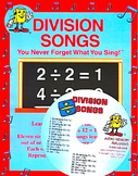 """""""Division Songs"""" CD Kit by Kathy Troxel"""