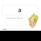Do you know your popcorn words?