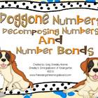 Doggone Numbers:  Decomposing Numbers And Number Bonds!