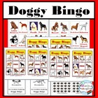 Doggy Bingo Game