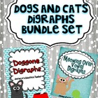 Dogs and Cats Digraphs Bundle Set