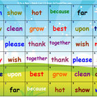 'Sight Word Games' - Learn High Frequency Sight Words - He