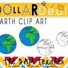 Dollar Deal Clip Art: Earth and Equator