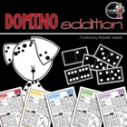 Domino Addition Partner Game