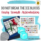 Do Not Break the Ice Blocks ~ Pre K with visuals