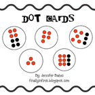 Dot Cards for the Common Core