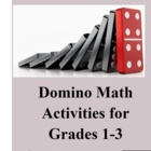 Dots Fun: Primary Math Activities & Games Using Dominoes