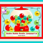 Double Bubble Bundle: Consonant-le (meets Common Core Stan