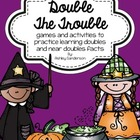 Double the Trouble {activities and doubles posters}