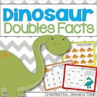 "Doubles and Near Doubles Addition: ""Dino Doubles"""