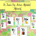 Dr. Jean's Big Action Alphabet