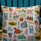 Dr. Seuss 14 x 14 Pillow Cover