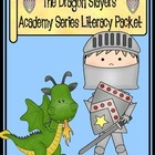 Dragon Slayers' Academy Series Literacy Activity Packet