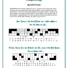 Dragonwings: 10 Quotefall Puzzles--Good spelling workout!