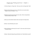 Dragonwings Reading Questions: Chapter 3