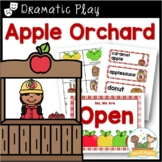 Dramatic Play Apple Orchard for Pre-K and Kindergarten
