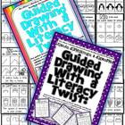 Draw It Now Bundle: Literacy Centers ABCs & Blends, Digrap