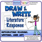 Draw and Write Literature Response - Integrating Reading,