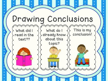 Drawing Conclusions Lessons Tes Teach