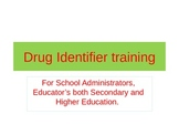 Drug Identifier Training